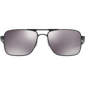 Oakley Gauge 6 Lunettes de soleil Homme, powder coal/prizm black